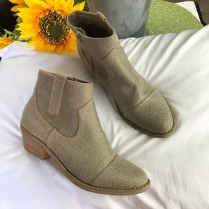 Report Studded Booties Size 8 EUC